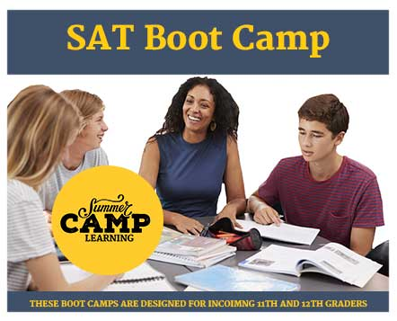 SAT Summer Boot Camp